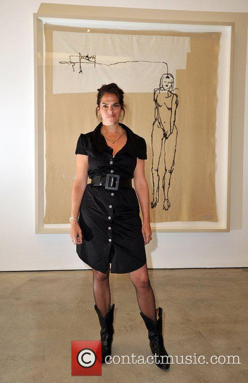 Tracey Emin Those who suffer Love - photocall...