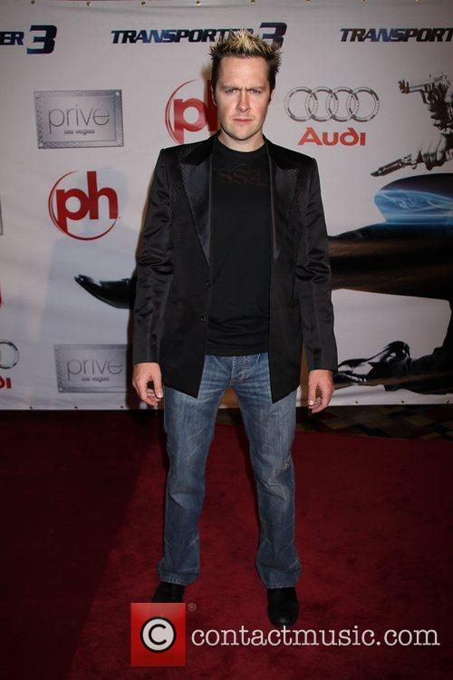 Transporter 3 premiere held at Planet Hollywood Hotel...