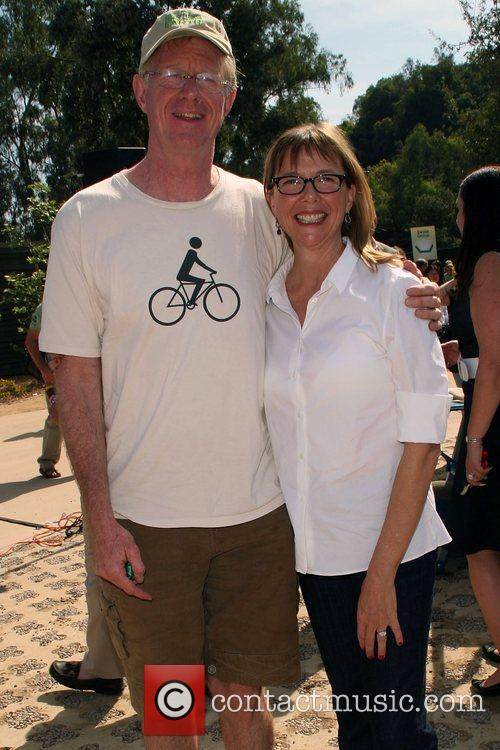 Ed Begley Jr and Annette Bening  Launching...