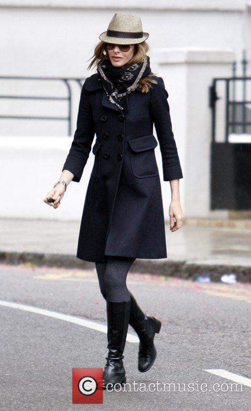 Walking through Notting Hill
