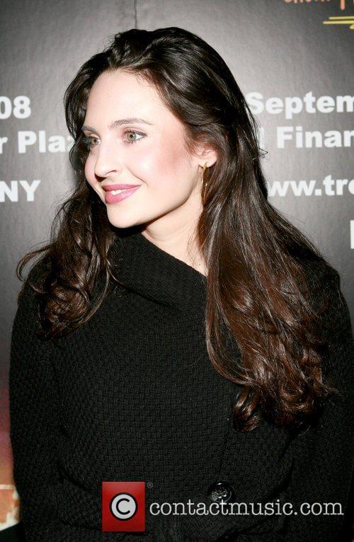 Alexandra Bard at the 2008 Tropfest NY at...