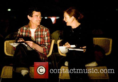 Billy Crudup and Julianne Moore 6