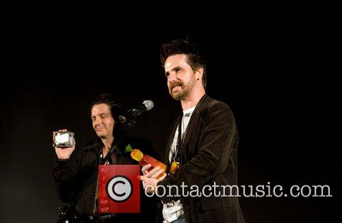 Filmmakers at the 2008 Tropfest NY at the...