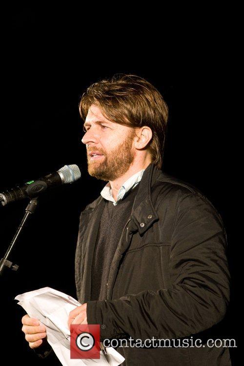 John Polson at the 2008 Tropfest NY at...