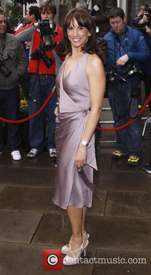 Andrea McLean Television and Radio Industries Club (TRIC)...
