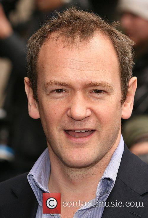 Alexander Armstrong Television and Radio Industries Club (TRIC)...