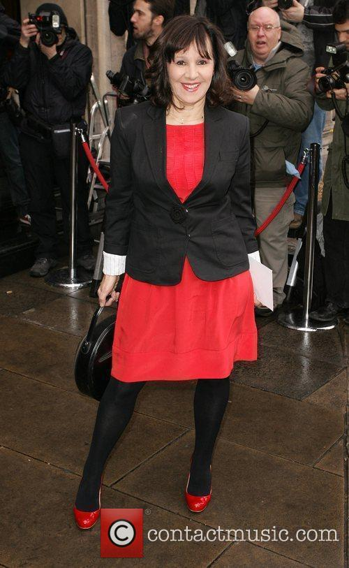 Arlene Phillips Television and Radio Industries Club (TRIC)...
