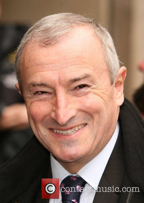 Jim Rosenthal Television and Radio Industries Club (TRIC)...