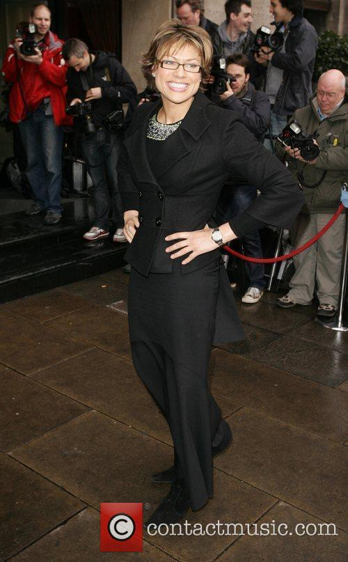 Kate Silverton Television and Radio Industries Club (TRIC)...