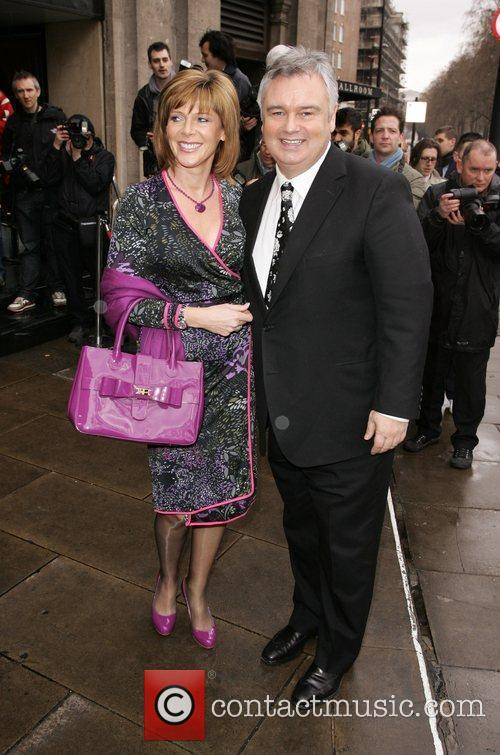 Ruth Langsford and Eamon Holmes Television and Radio...