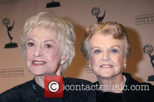 Bea Arthur and Angela Lansbury 4
