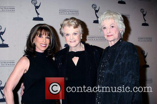 Kate Linder, Angela Lansbury and Bea Arthur...