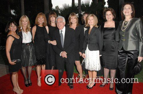 Laura Ziskin, Noreen Fraser, Sherry Lansing, Lisa Paulsen, Rusty Roberston, Sue Schwartz, Ellen Ziffren and Pam Williams 2