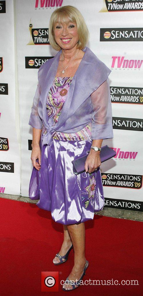 Anna Doyle The Sensations TV Now Awards 2009...
