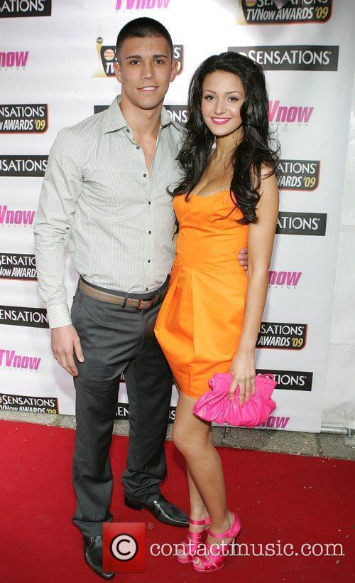 Bradley Howard and Michelle Keegan The Sensations TV...