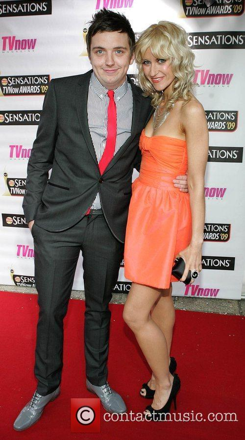Craig Gazey and Katherine Kelly The Sensations TV...