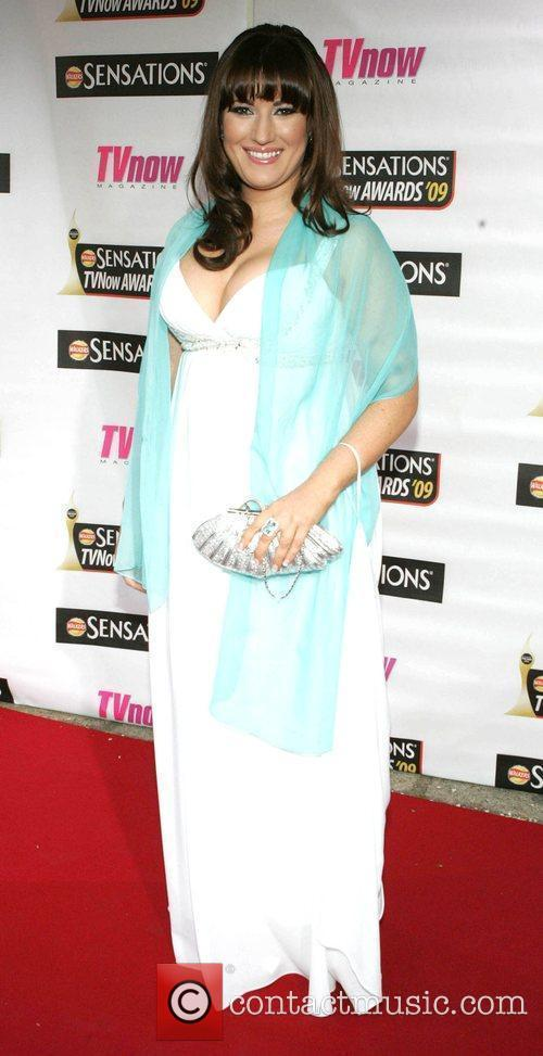 Elaine Crowley The Sensations TV Now Awards 2009...