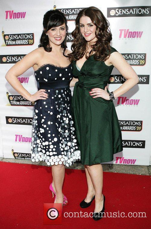 Grainne and Sile Seoige The Sensations TV Now...