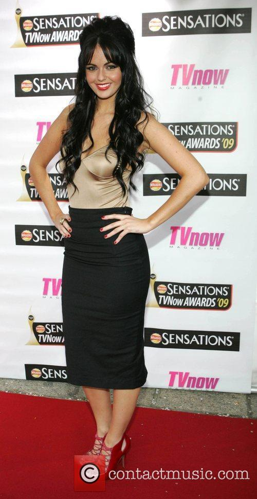 Jennifer Metcalfe The Sensations TV Now Awards 2009...