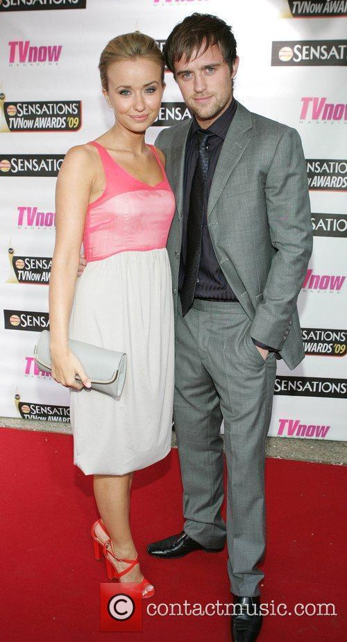 Sammy Winward and Jonas Armstrong The Sensations TV...