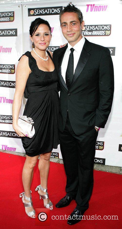 Tanya Evans and Baz Ashmawy The Sensations TV...