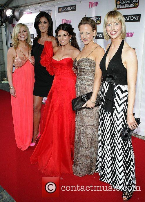 Xpose Girls The Sensations TV Now Awards 2009...