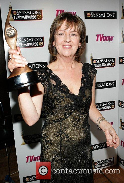 Evelyn Cusack The Sensations TV Now Awards 2009...