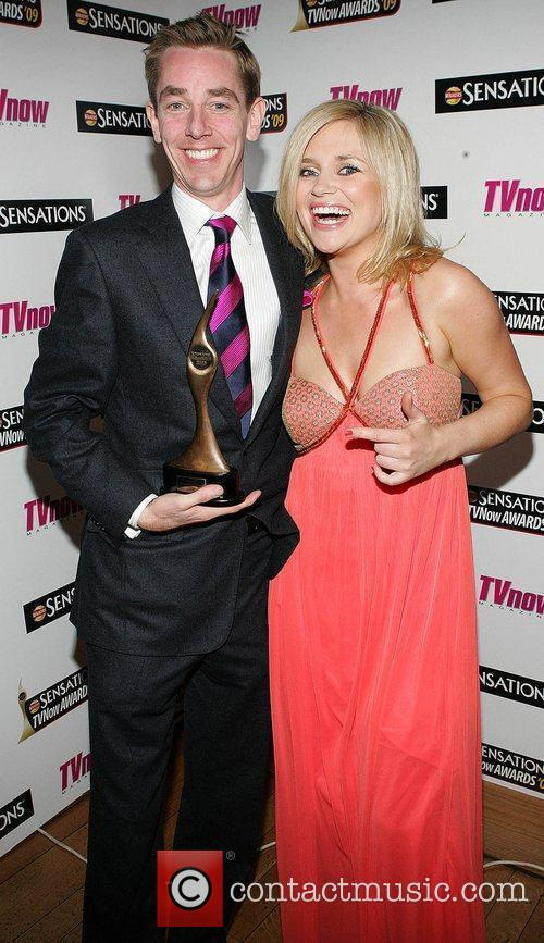 Karen Koster and Ryan Tubridy The Sensations TV...