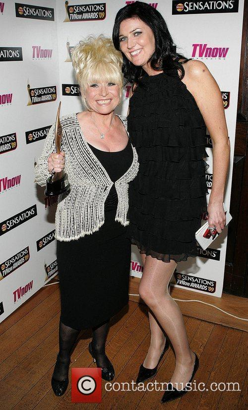Melanie Finn and Barbara Windsor The Sensations TV...