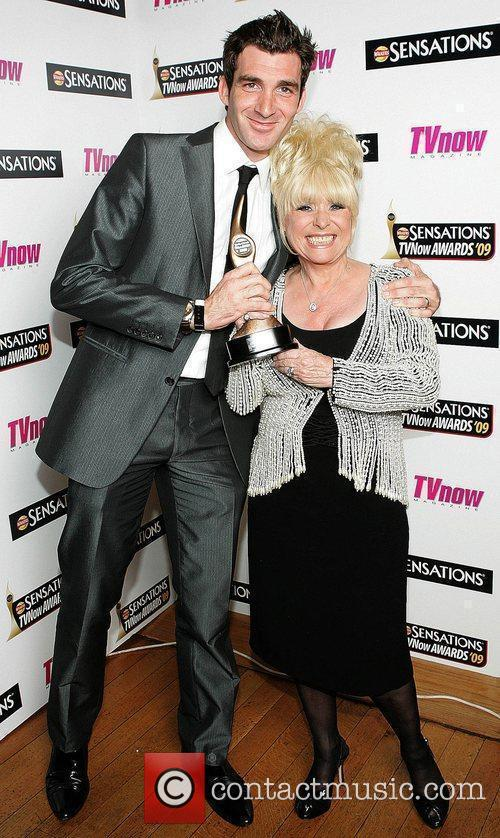 Paul Martin and Barbara Windsor The Sensations TV...
