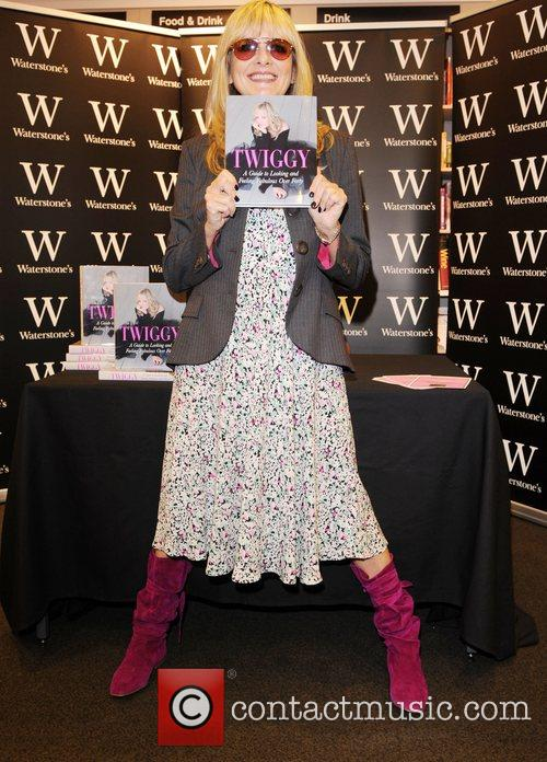 Former model and sixties icon launches her autobiography...