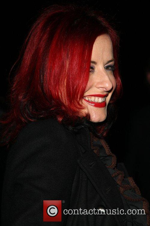 Carrie Grant UK premiere of 'Twilight' held at...