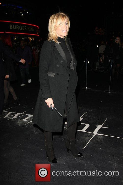 Michelle Collins UK premiere of 'Twilight' held at...