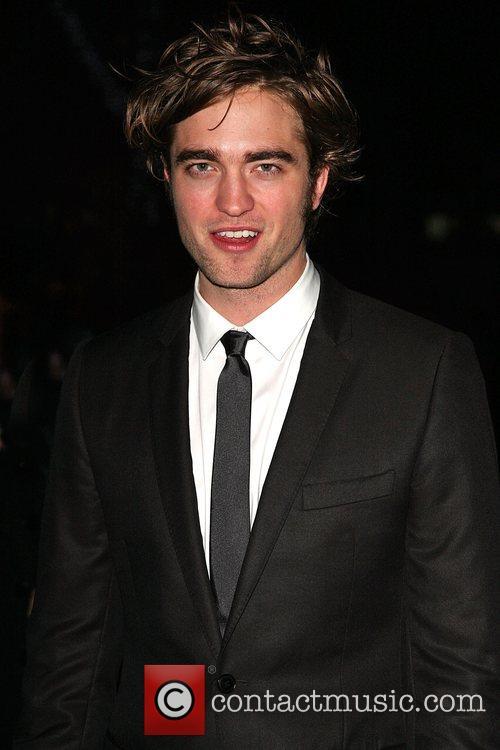 Robert Pattinson UK premiere of 'Twilight' held at...