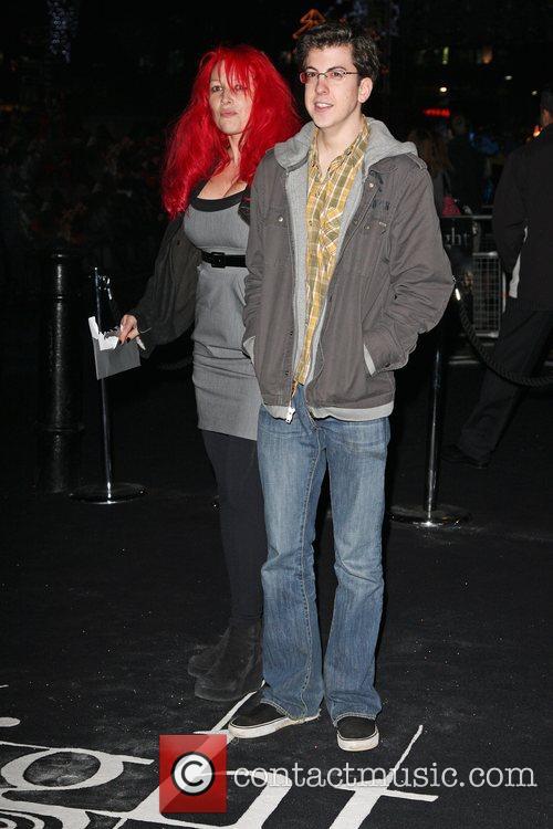 Jane Goldman and guest UK premiere of 'Twilight'...
