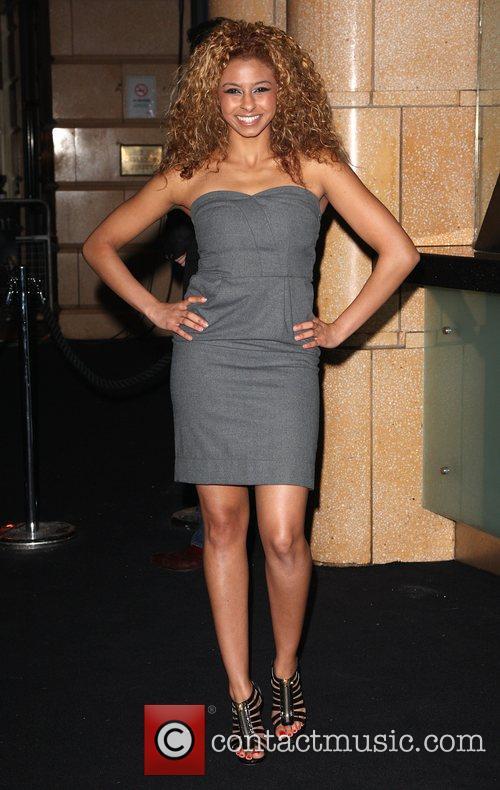 Rana Roy Britannia High UK premiere of 'Twilight'...