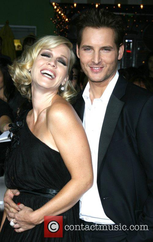 Jennie Garth and Peter Facinelli  Los Angeles...
