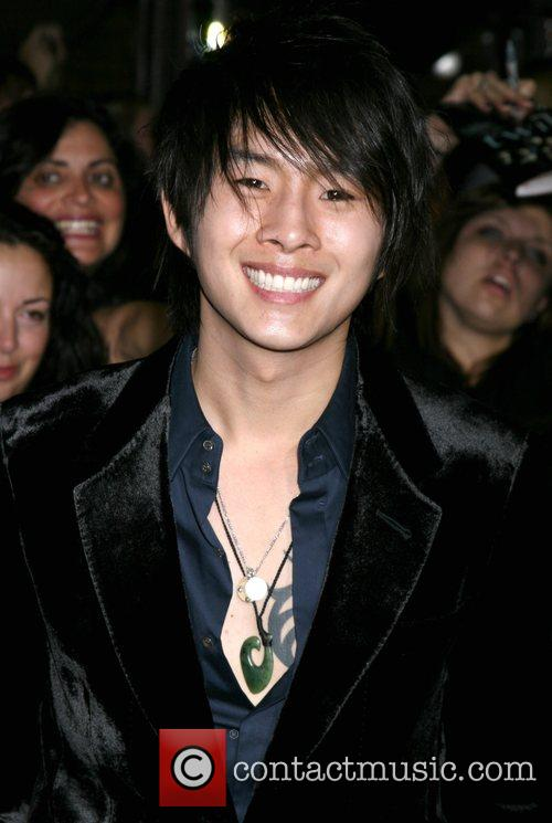 Justin Chon  Los Angeles Premiere of the...