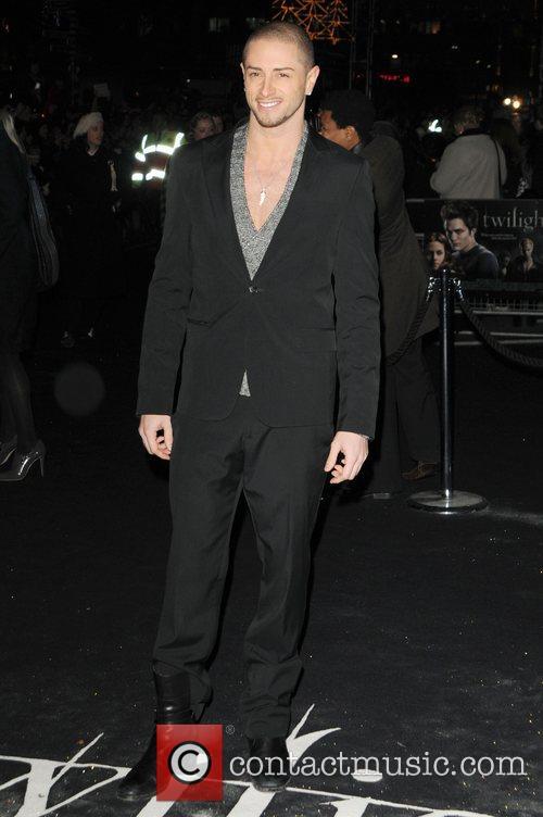 Brian Freidman UK premiere of 'Twilight' held at...