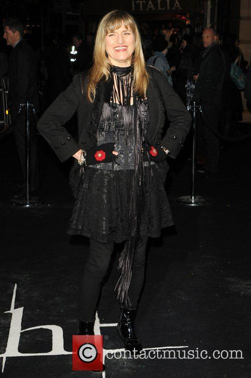 Catherine Hardwicke UK premiere of 'Twilight' held at...