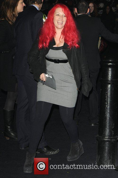 Jane Goldman UK premiere of 'Twilight' held at...