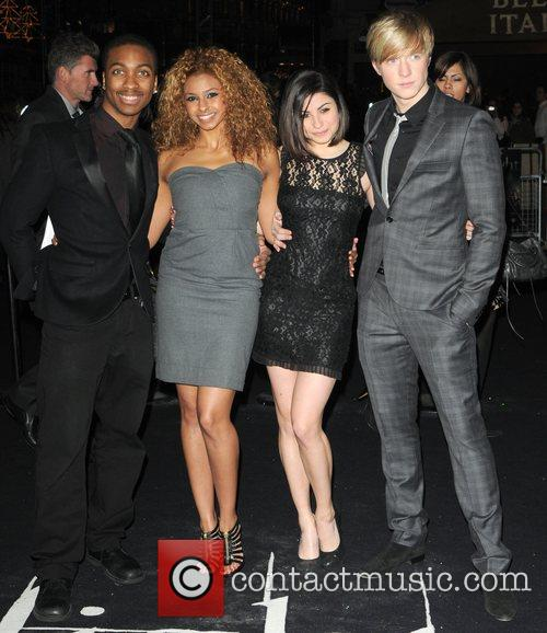 UK premiere of 'Twilight' held at the Vue...