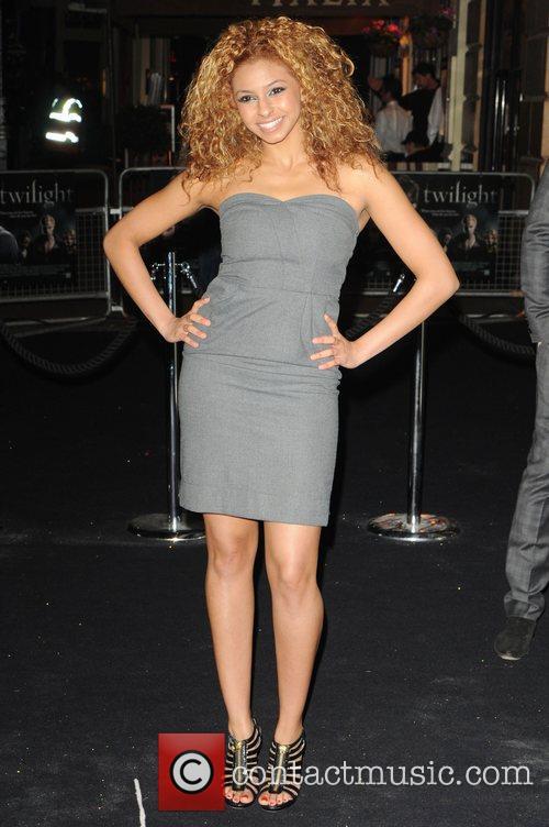 Rana Roy UK premiere of 'Twilight' held at...