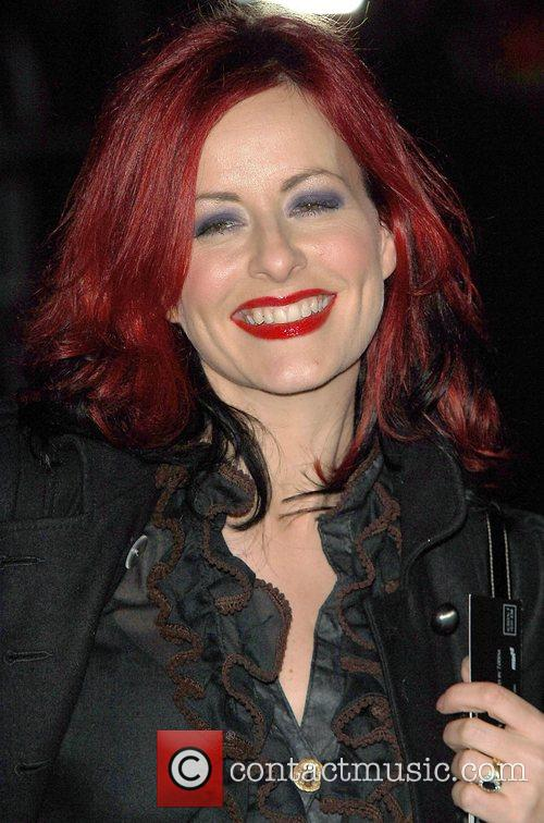 Carrie Grant UK premiere of 'Twilight' London, England