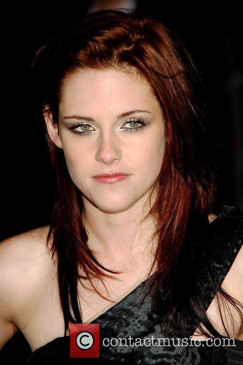 Kristen Stewart UK premiere of 'Twilight' London, England