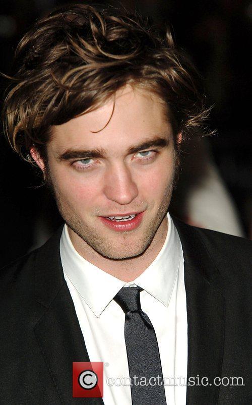 Robert Pattinson UK premiere of 'Twilight' London, England