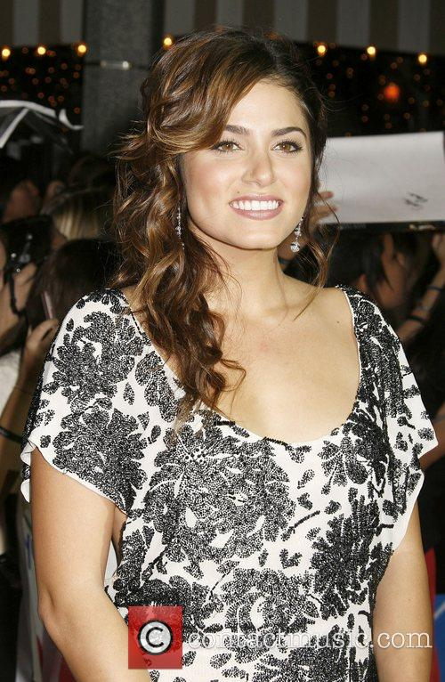 Nikki Reed Los Angeles Premiere of the film...