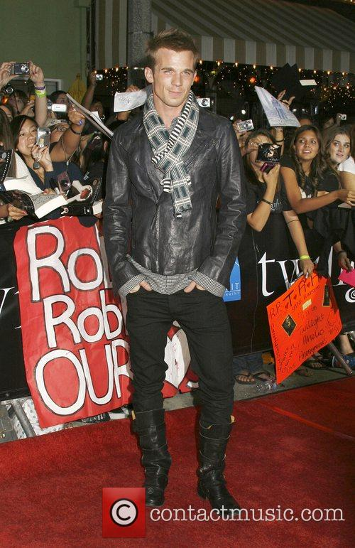 Cam Gigandet Los Angeles Premiere of the film...