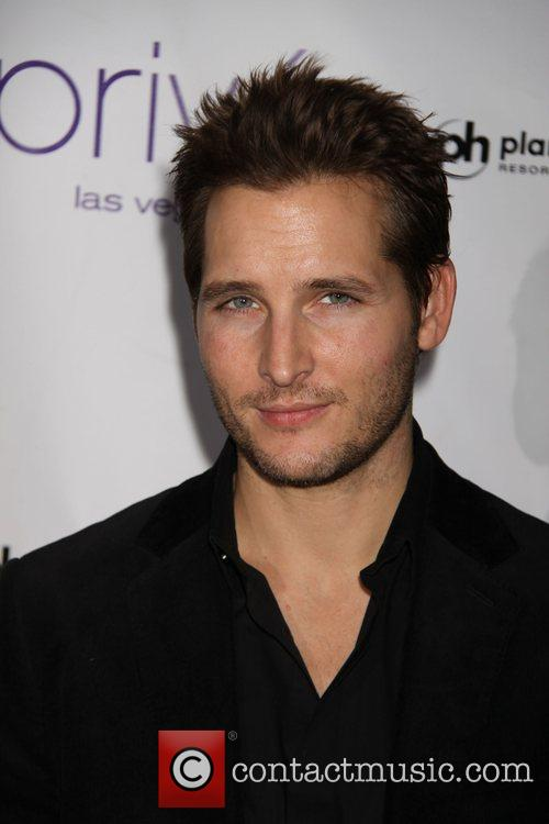 Peter Facinelli 'Twilight' movie release party at Prive...