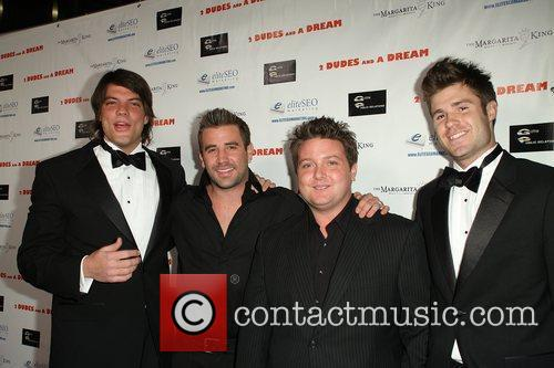 Jason Wahler, Nic Nac, Brian Drolet and Jordan...